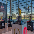 Ohio State Football National Championship Trophy by Scott McGuire