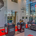 Ohio State Football National Championship Trophy Woody by Scott McGuire