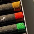 Oil Crayons by Robert Ullmann