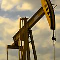 Oil Pumpjack II by Ricky Barnard