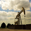 Oil Pumpjack by Ricky Barnard