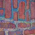 Oil Soaked Bricks by Frank Larkin