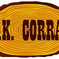 O.k. Corral Log Sign by Bigalbaloo Stock