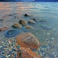Okanagan Centre Evening by Darrel Giesbrecht
