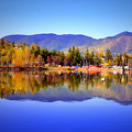 Okanagan Mountains by Tara Turner