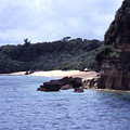Okinawa Beach 10 by Curtis J Neeley Jr