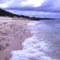 Okinawa Beach 17 by Curtis J Neeley Jr