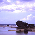 Okinawa Beach 20 by Curtis J Neeley Jr