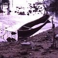 Okinawa Canoe Parking by Curtis J Neeley Jr