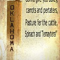 Oklahoma State Song by Bob Pardue