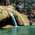 Oklahoma's Turner Falls by Michael Ciskowski
