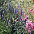 Olbrich Garden Series - Garden 2 by Lisa Konkol