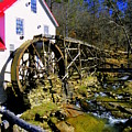 Old 1886 Mill by Karen Wiles