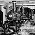 Old 25 At Train Barn by Garry Gay
