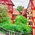 Old Aarhus by Jeffrey Kolker