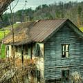 Old Abandoned Home by Douglas Barnett
