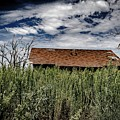old abandoned house Texico NM by Anthony Lindsay