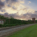 Old Abney Cotton Mill - Anderson Sc by Dale Powell