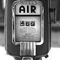 Old Air Pump by Arni Katz