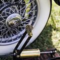 Old Air Pump by Timoke Brown