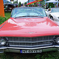 Old American Car by Cosmin-Constantin Sava