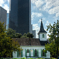 Old And New Houston by Joan Baker