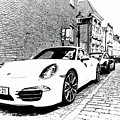 Old And New Porsche In Heusden by 2bhappy4ever