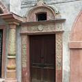 Old Austrian Door by Valerie Ornstein