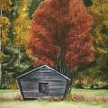 Old Autumn by Mona Davis