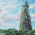 Old Baldy Lighthouse by Tommy Midyette