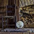 Old Banjo by Heather Applegate