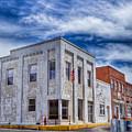 Old Bank Building - Peterstown West Virginia by Kerri Farley