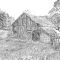 Old Barn 3 by Barry Jones