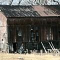 Old Barn-6 by R A W M