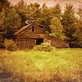 Old Barn by Bob Orsillo
