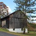 Old Barn by Cheryl Kostanesky