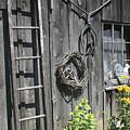 Old Barn II by Margie Wildblood