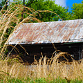 Old Barn In Roxborough by Bill Cannon