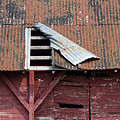 Old Barn by Laura Atkinson