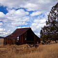 Old Barn by Merrill Beck