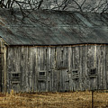 Old Barn by Rick Couper