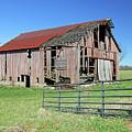 Old Barn  by Steve Gass