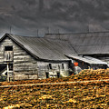 Old Barn2 by Rick Couper