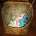 Old Basket New Yarn by RC DeWinter