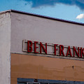 Old Ben Franklin Store 2 #vanishingtexas Rosebud by Trace Ready