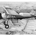 Old Bi Plane by Murphy Elliott