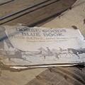 Old Blue Book by Viktor Savchenko