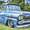 Old Blue by Harry Warrick