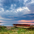 Old Boat by Evgeni Dinev