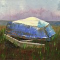Old Boat by Rosie Phillips
